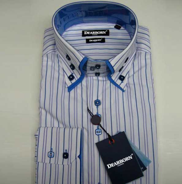 Dearborn - Double Collar Shirt