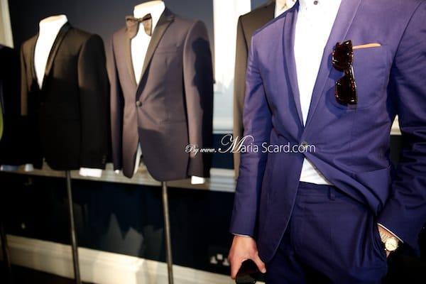 Oliver Cheshire - Marks & Spencer Model Evening tuxedos