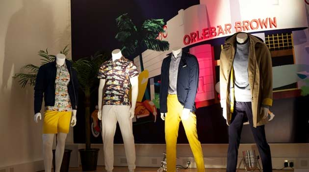 Orlebar Brown – Miami Beach Style Fashion