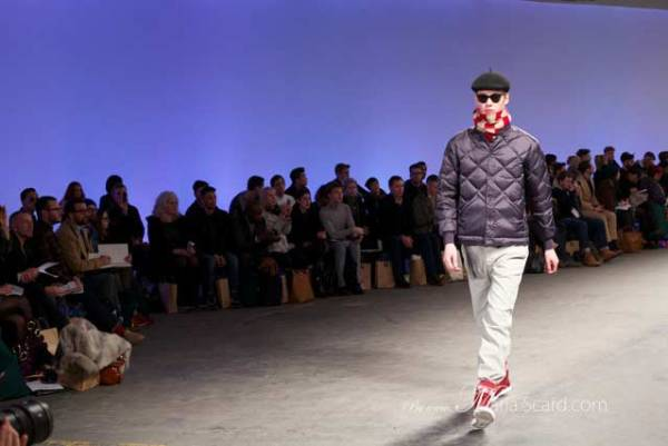 YMC - London Collections: Men - Grey Jacket