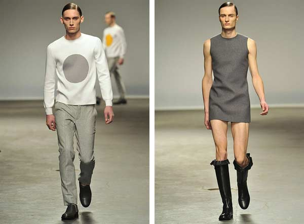 J.W. Anderson - London Collections: Men - Autumn Winter 2013 - 4