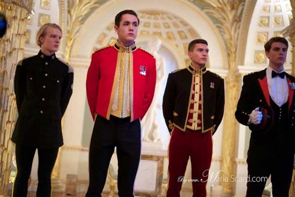 Savile Row - London Collections Men 2013 - 7