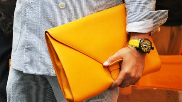 The Man Bag – Wear It With Confidence