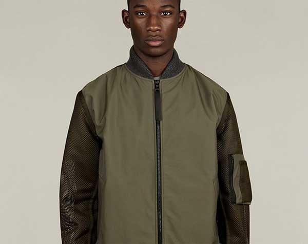 christopher shannon - bomber jacket