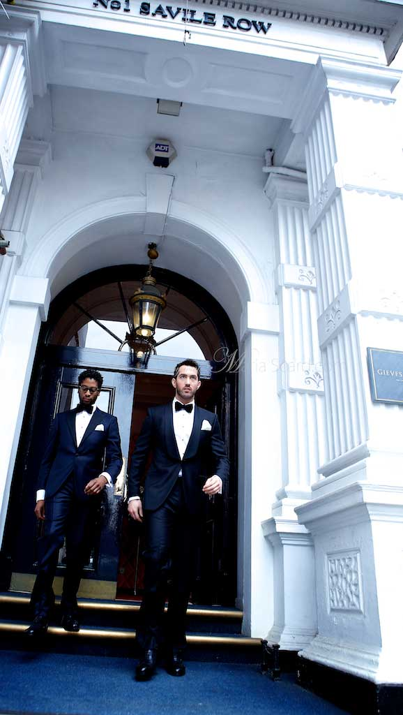 AMORE - Gieves and hawkes suits savile row