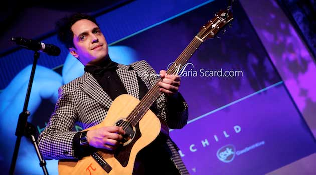 The Noisettes – Daniel John Montagu Smith The Guitarist
