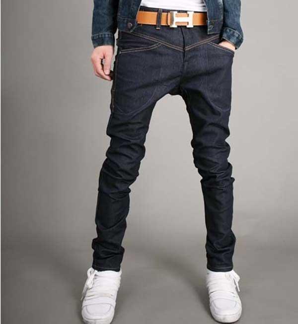 Famous Brand Denim Harem - Sweatpants