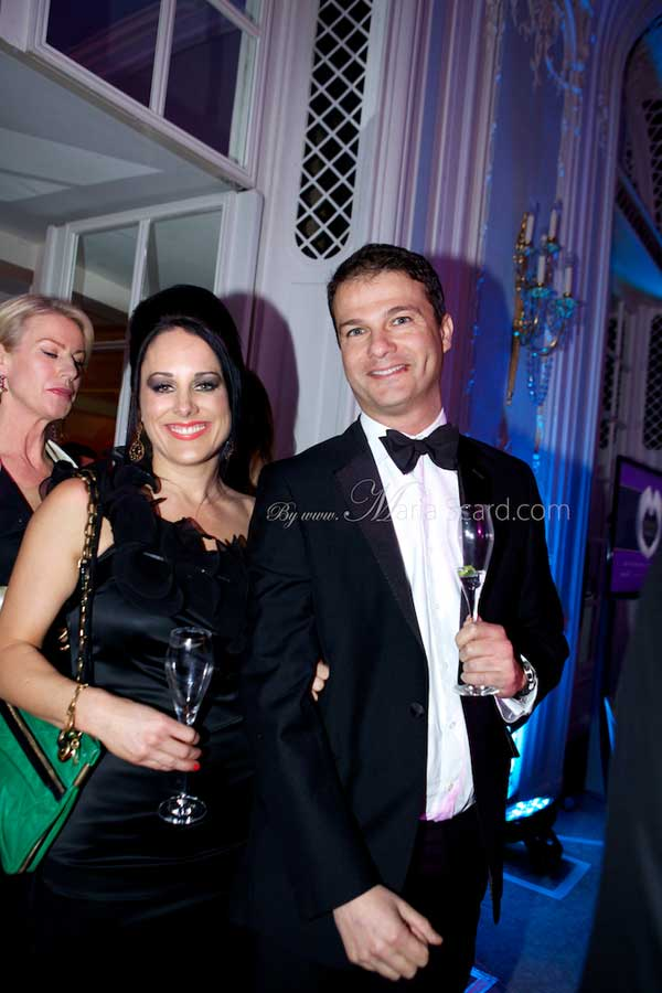 WellChild charity event- what the guest wore