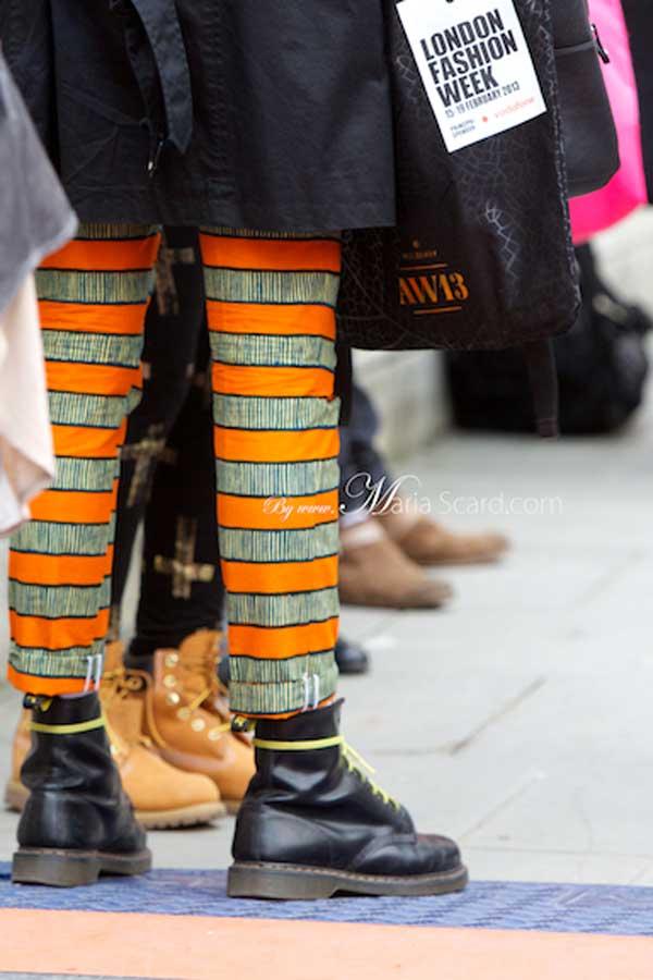 African Prints for men 2013 - London Fashion Week - dent de man