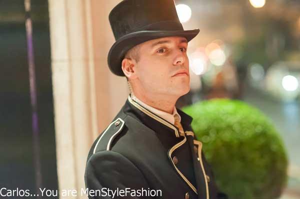 Savoy London - Staff uniform