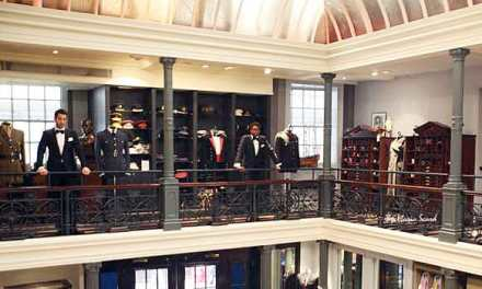 Savoy The Lancaster Ballroom – Black Tie Event for WellChild