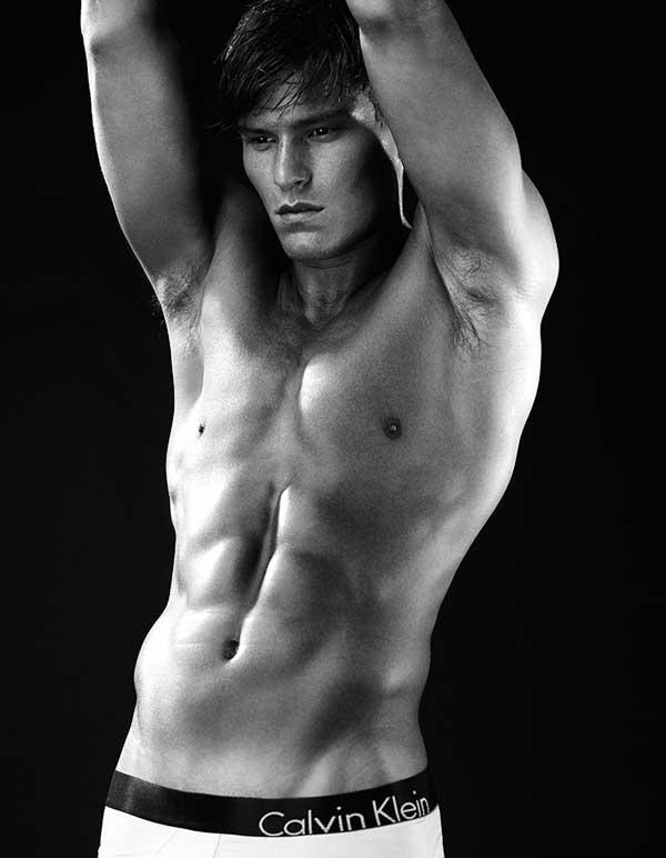 Oliver Cheshire - Male underwear
