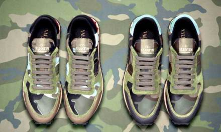 Trainer Re-Vamp – Raf Simons, Adidas, Valentino & Our Legacy