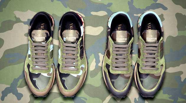 Trainer Re-Vamp – Raf Simons, Adidas, Valentino & Our Legacy