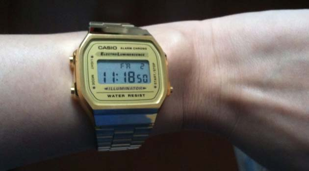 Retro LCD Watches – Bring Back the Eighty's Wrist Fashion