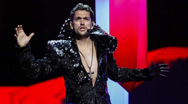 Euro Vision 2013 – The Men Style & Disco Fashion