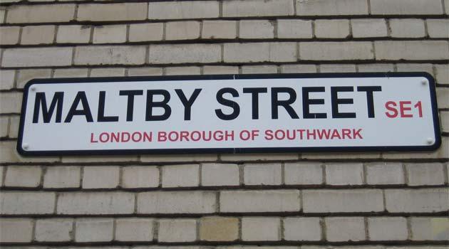 Maltby Street London – The Stylish Market