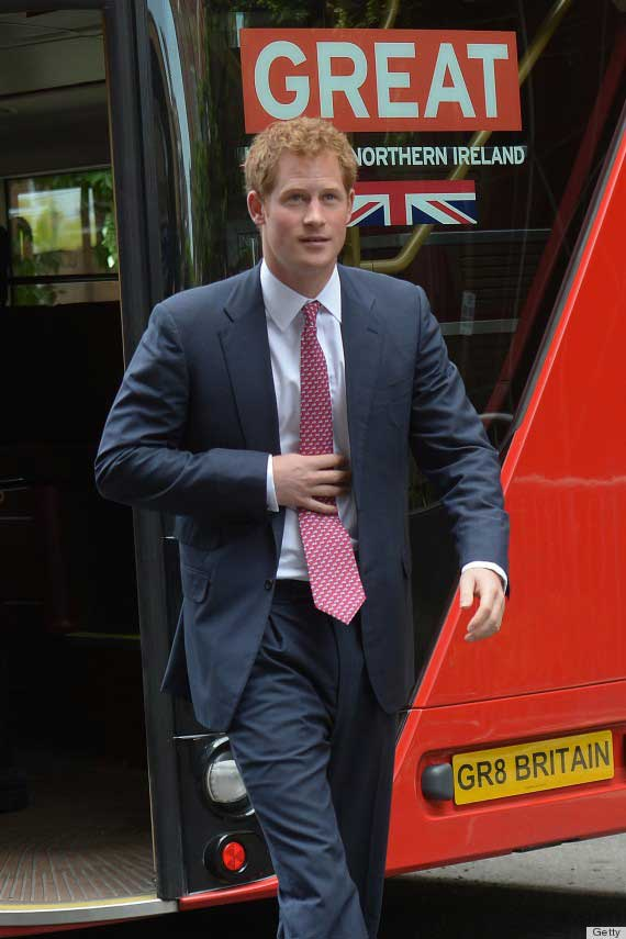 Prince Harry - New York 2013