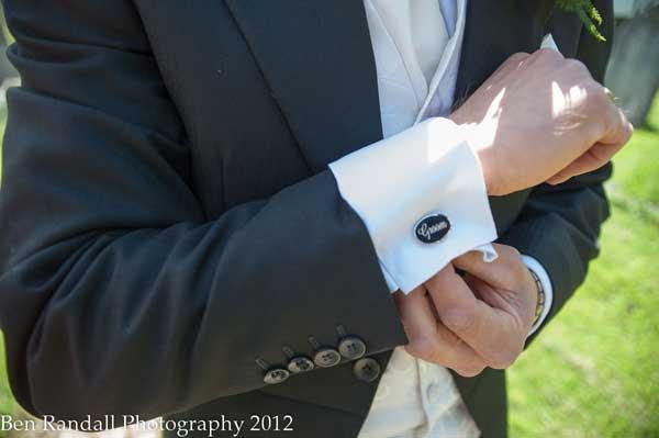 Wedding Cuff Links - for men 2013