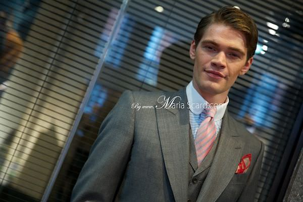 Chester Barrie - Savile Row - London Collections Men SS14