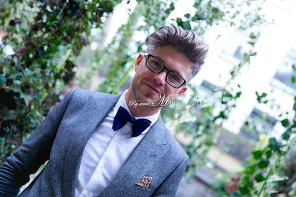 Darren Kennedy - Irish TV Presenter - Fashion Sense - ITV
