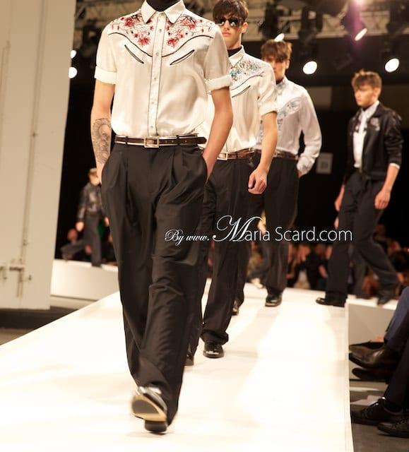Topman Design - London Collections Men Catwalk - Spring Summer 2014 Collection
