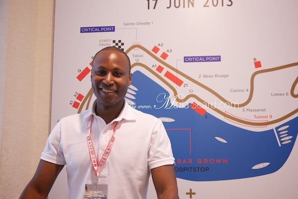 Orlebar Brown - Monaco Collection MAP plus friendly staff