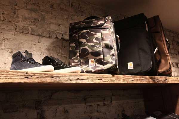 Travel bag - for men 2013