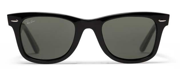 wayfarer sunglasses men style fashion