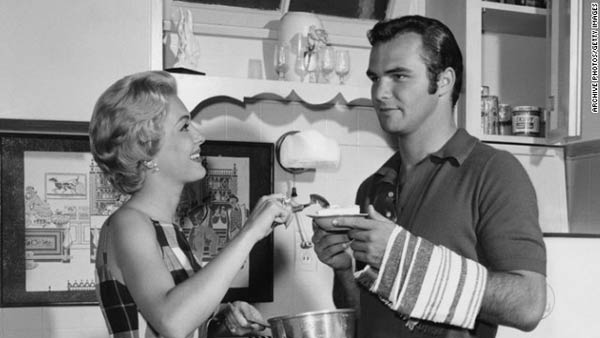 Burt Reynolds - Wearing a Polo Shirt timeless