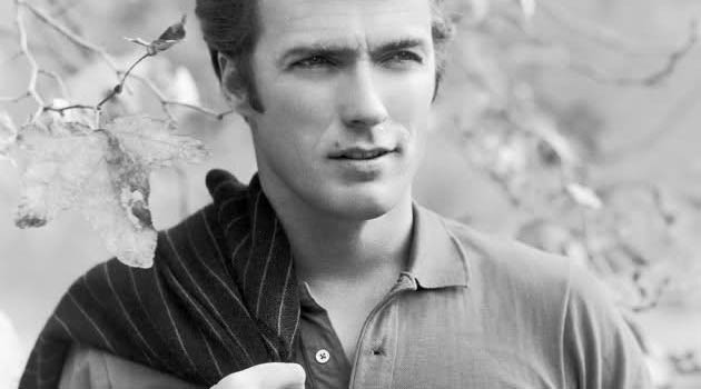 Clint Eastwood - Wearing a Polo Shirt - Blazer