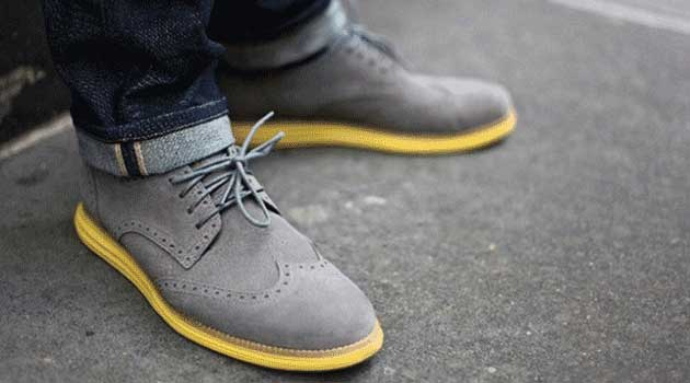 The Art of Wearing Shoes – Style Guide