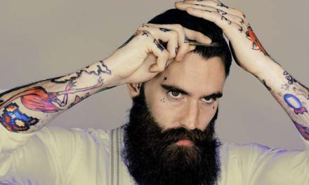 Ricki Hall – Interview – Model Famous For Beards & Tattoos