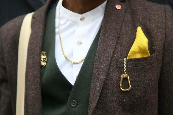 Waistcoats, Suit Vests or Vests for men  green