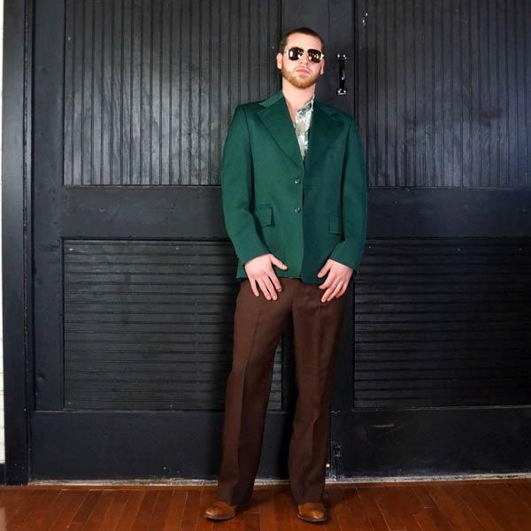 Emerald 1970 Blazer jacket