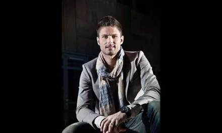 Olivier Giroud – Breaking Barriers Between Straight and Gay Men