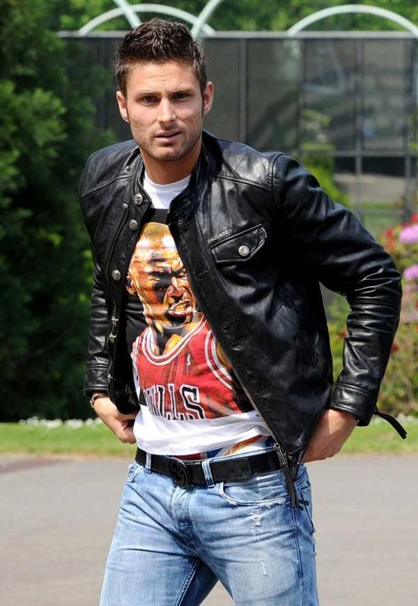 Olivier Giroud Striker for Arsenal