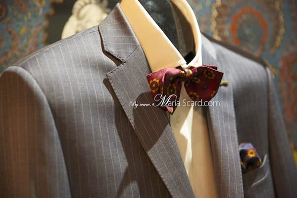 Paul Costelloe – Fox Up Your Suit Wear