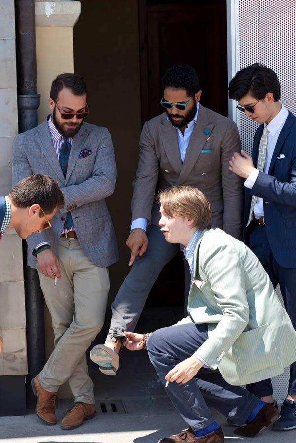 Suits-for-men-2013 - Pitti Uomo