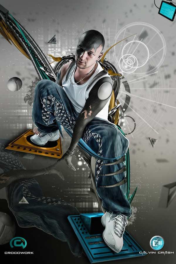 DeviantArt by temycroco hip hop fashion