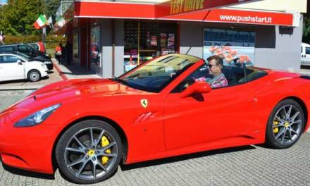 Ferrari Experience – Test Drive & Live Your Dream