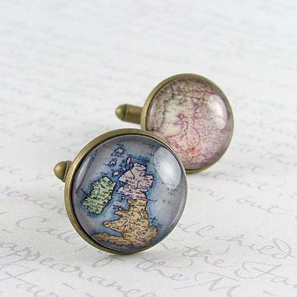 Sherlock Holmes cufflinks
