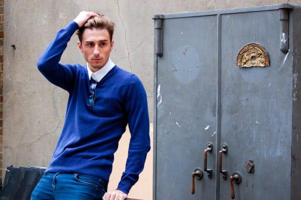Conor Scurlock : Essex Men's Style