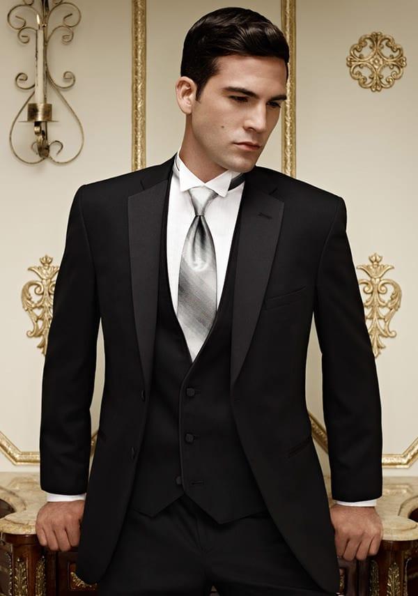 Tuxedo - Men's Fashion