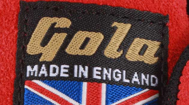 Gola – The Power Of The Classic Trainer