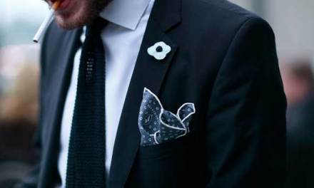 Pocket Squares Guide – How To Fold One