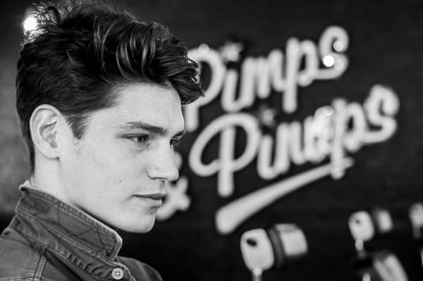 Quiff Hairstyle – Video – Sam Way Show Us How