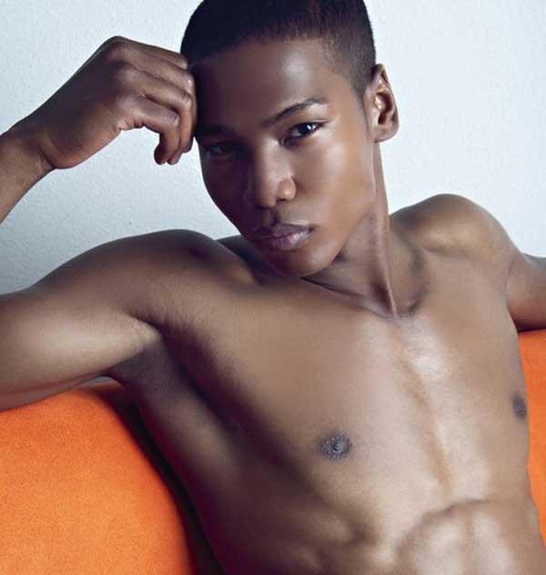Staniel Ferreira - African Male Model 2013