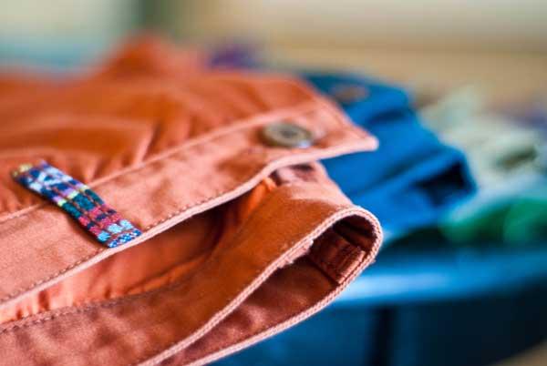 finn apparel - belt loop - close-up