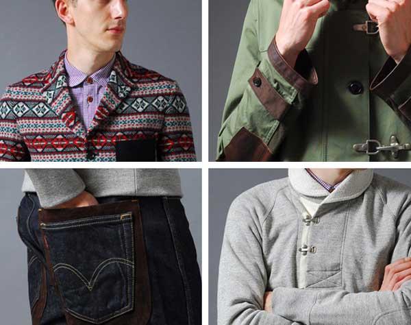 Fashion Labels for Russian men (